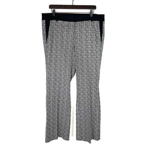 Lane Bryant The Lena Trousers Tweed Curvy Fit 18